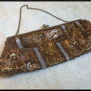 Bags - Beaded Night out purse